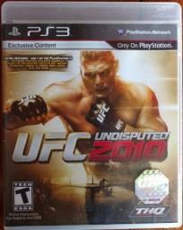UFC 2010 Undisputed - Ps3 - Original comprar usado  São Paulo