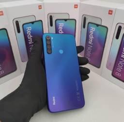 Título do anúncio: Xiaomi Redmi Note 8 - 64GB Azul (lacrado/pronta entrega)