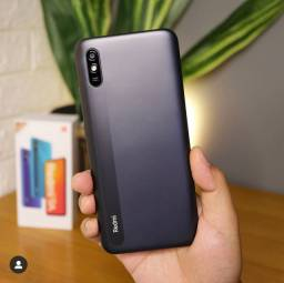 Lançamento Xiaomi Redmi 9A - 32GB (lacrado/pronta entrega)