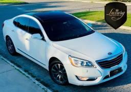 Kia Cadenza EX3 3.5 V6 Branco Impecável