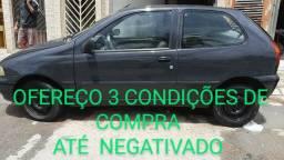 Pálio 1.5 97 Entrada R$ 1.500 * Planos até para Negativado
