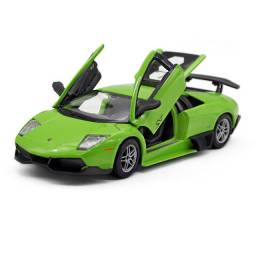 Miniatura Carro Lamborghini Murciélago 1/24 Bburago Verde