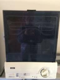 Maquina lavar louça enxuta premiun com laterais em inox