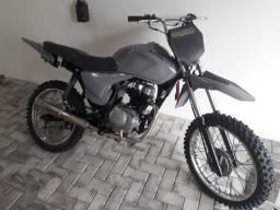 Moto trilha 150cc