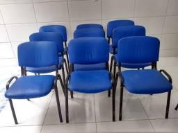 10 Cadeiras de Recepção