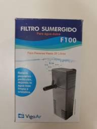 Filtro submerso F100