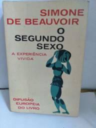 Livro o segundo sexo