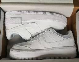 Nike Air Force 1 Shadow Branco