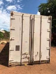 Container reefer com motor