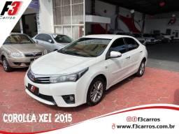 Título do anúncio: Corolla XEI 14/2015
