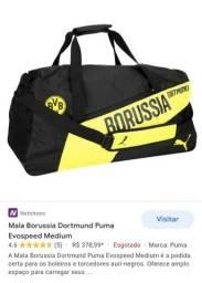 Título do anúncio: Mala Borussia Puma (Caruaru) aceito cartão