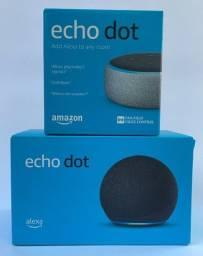Alexa (Echo Dot 3ª e 4ª Geração)