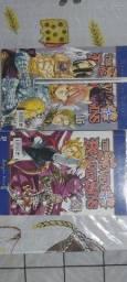 Título do anúncio: Nanatsu no Taizai: Volumes 16 e 24