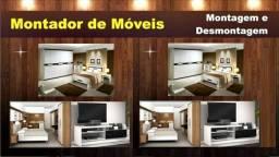 Montador de móveis diversos