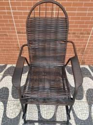 Título do anúncio: Cadeiras de balanço reforçada adultos