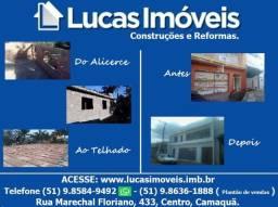 Lucas Imóveis ( \\\ C.O.N.S.T.R.U.Ç.Õ.E.S /// ) e ( \\\ R.E.F.O.R.M.A.S /// ) - Confira !