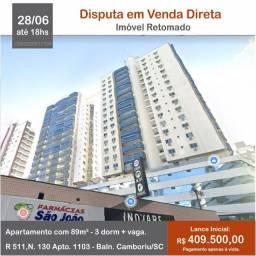 Aparamento Residencial João Sandri - Centro Balneário Camboriu