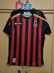 Título do anúncio: Camisa OGC Nice - Tamanho M