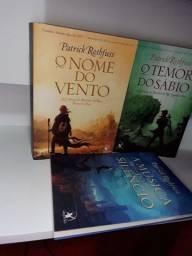 Título do anúncio: Triologia de A CRÔNICA DO MATADOR DO REI
