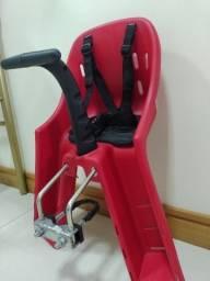 Cadeirinha infantil para bicicleta