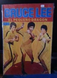 Revista Bruce Lee - El Pequeño Dragon - Nº19
