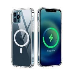Título do anúncio: Capa Case Capinha Magsafe iPhone 12 Mini 12 Pro 12 Pro Max