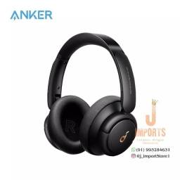 Fone de ouvido Anker Life Q30 com cancelamento ativo de ruídos, em 10× sem juros!!!