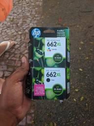 Cartucho HP 662 XL