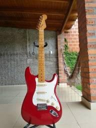 Título do anúncio: Guitarra Fender Southern Cross #UPGRADES#