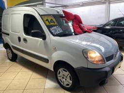 Renault Kangoo 2014 1.6 Flex Express Completo Branco Estudo Troca e Financio