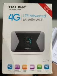 Roteador portátil 4G Lte advanced