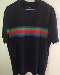 Camisa Osklen Stripes - P e M