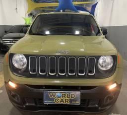 Título do anúncio: jeep renegade sport  cambio automatico