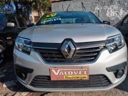 Renault Logan 1.0 Life 2020 completo