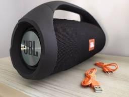 Título do anúncio: Caixa de Som Bluetooth Potente JBL Boombox 30cm