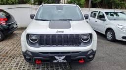 Título do anúncio: Jeep Renegade Trailhawk 2.0 4X4 ATD- Diesel- Aut -2019-Carro com Apenas 45,000 km rodados