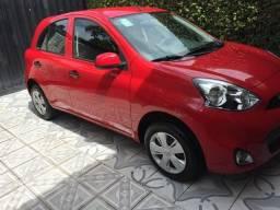 Nissan March 2015 1.0 completo Parcela de R$478,00