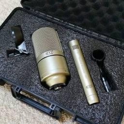 Kit Microfone MXL 990 / 991