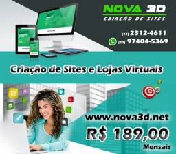 Sua Empresa na Internet - Criação de Sites Profissionais
