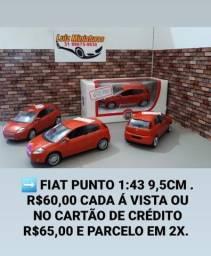 Miniatura Fiat Punto