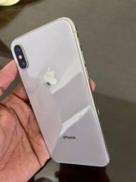 iPhone X 64GB Branco(LER DESCRIÇÃO)
