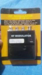 Modulador, conversor, adaptador