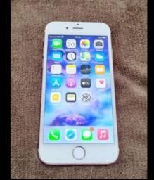 Iphone 6s Rose 128 gigas...