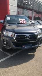 Título do anúncio: Toyota Hilux 2.7 SRV AT. - 11000 km - Falar com Álvaro