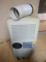 Título do anúncio: Condicionador de ar portátil.