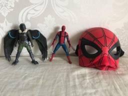 Título do anúncio: Homem Aranha e Abutre + Máscara