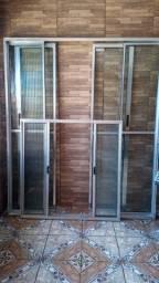 Vendo porta é janela