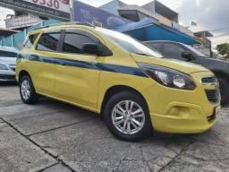Chevrolet Spin 1.8 LT 2017 GNV - Táxi (Veículo + Autonomia)