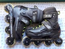 Patins Rollerblade Fusion X3 - número 40-( só venda).