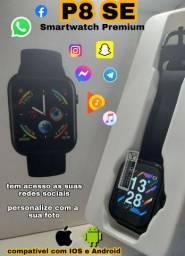 SMARTWATCH P8 SE Premium